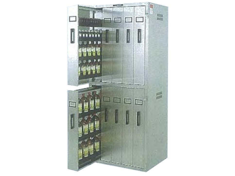 Storage Amp Cabinet